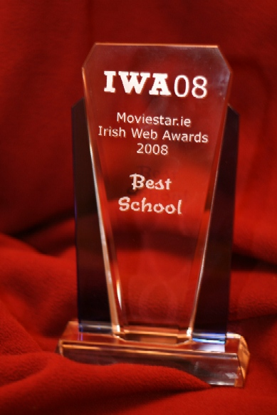 Web Awards for schools